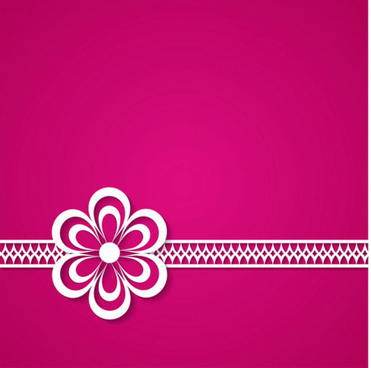 cut paper flowers