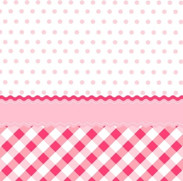 cute cartoon background 04 vector