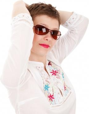 cute fashion female