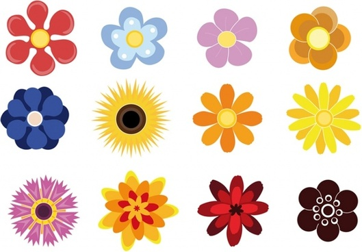 Svg flowers free vector download (95,349 Free vector) for
