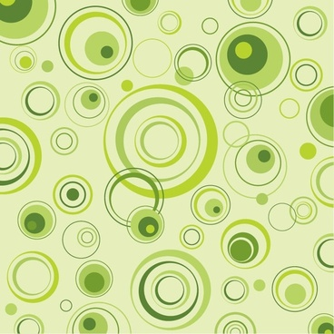 Cute Playful Pattern Vector Background