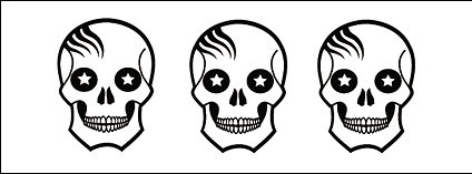 Fire skull free vector download (1,556 Free vector) for