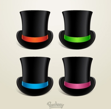 cylinder hats