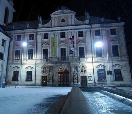 czech republic palace building