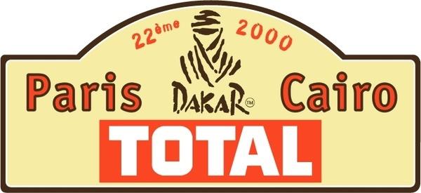dakar rally 2000