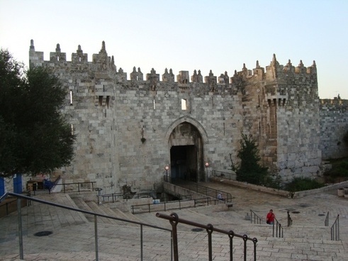 damascus gate jerusalem gate