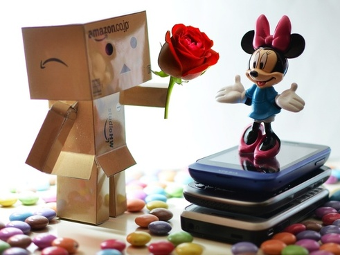 danbo love valentine