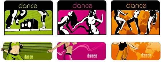 dance trend vector
