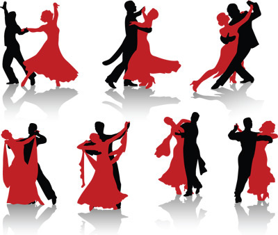 Salsa Dance Silhouette Free Vector Download 5 988 Free Vector For Commercial Use Format Ai Eps Cdr Svg Vector Illustration Graphic Art Design