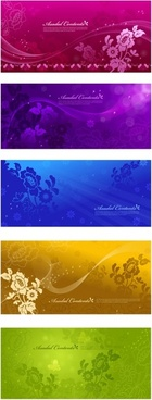 dark background pattern vector dream