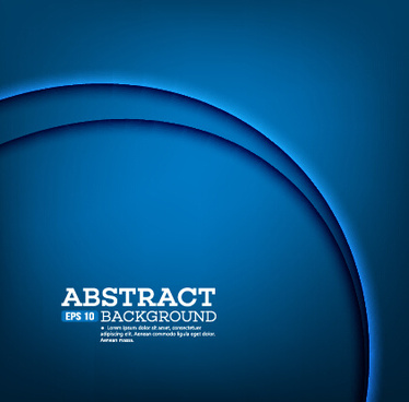 dark blue art background vector