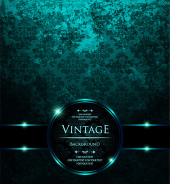 dark green luxury background vector
