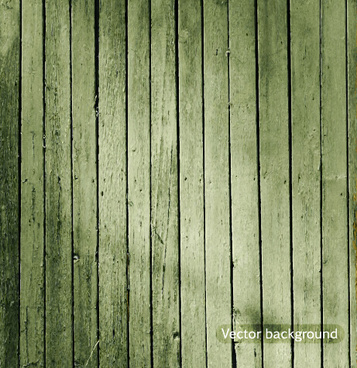 dark green wooden texture vector background