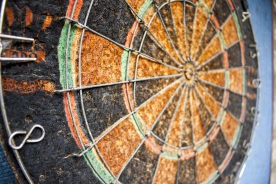 dart board dart board