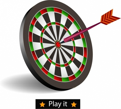 darts logo design free vector download 67 867 free vector for