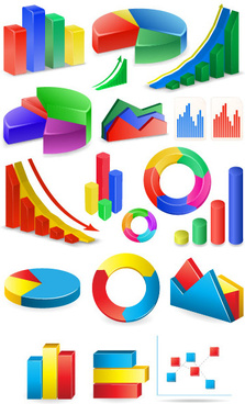 data statistics icon vector