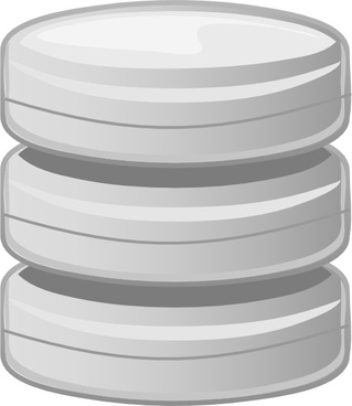 Database, Base De Donn  E clip art