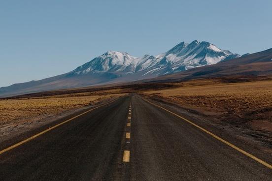daytime desert desolate distance empty highway
