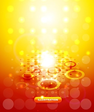 dazzling abstract background 03 vector