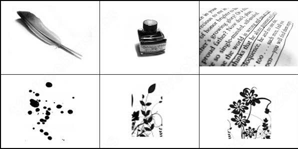 dear diary brush