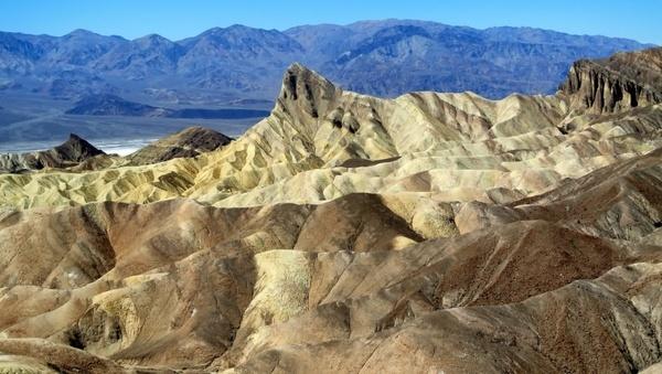 death valley california desert