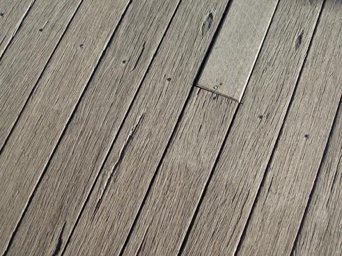 deck decking wood