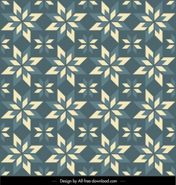 decor pattern template repeating symmetrical illusion decor