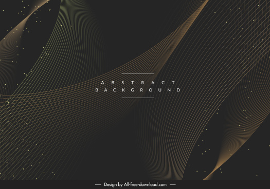 decorative background dark modern 3d dynamic
