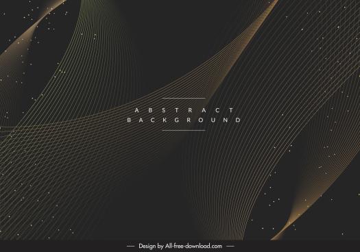 decorative background dark modern 3d dynamic