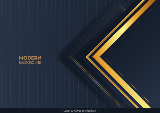 decorative background elegant modern dark geometric corner