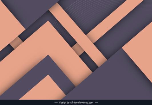 decorative background geometric layers sketch modern design