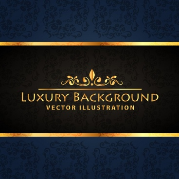 decorative background golden royal style luxury design