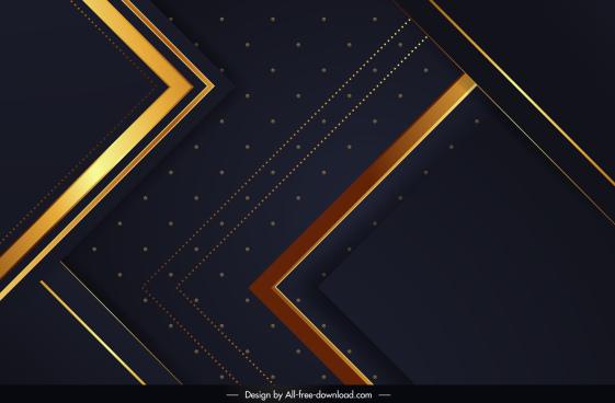 decorative background template elegant dark luxury geometry design