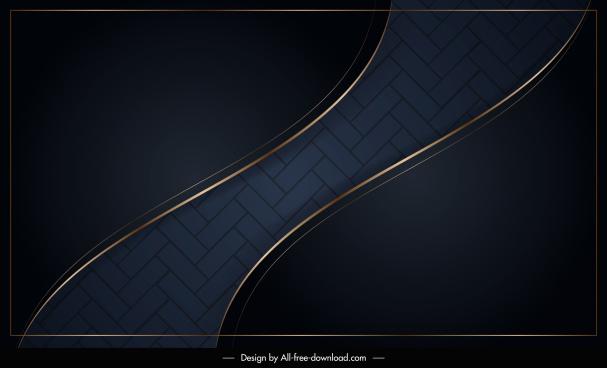 decorative background template elegant dark modern abstraction