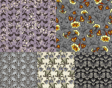 decorative pattern background art