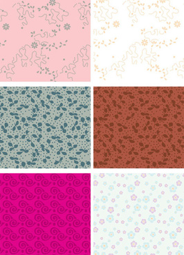 decorative pattern background pattern 1 vector graphic