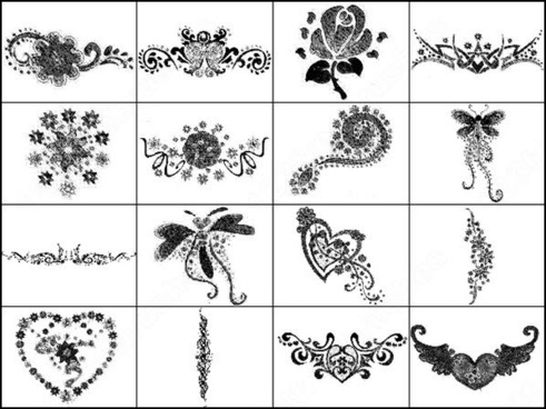 Photoshop flower brushes photoshop brushes download (2,412 photoshop