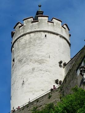 defensive tower watchtower tower