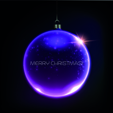 delicate15 christmas balls art backgrounds vector