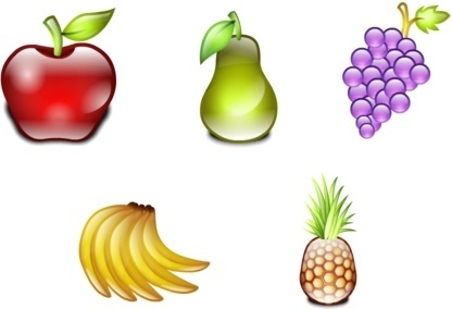 Delicious Fruits Lumina icons pack