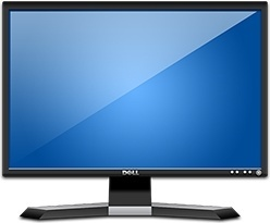 Dell Display Front
