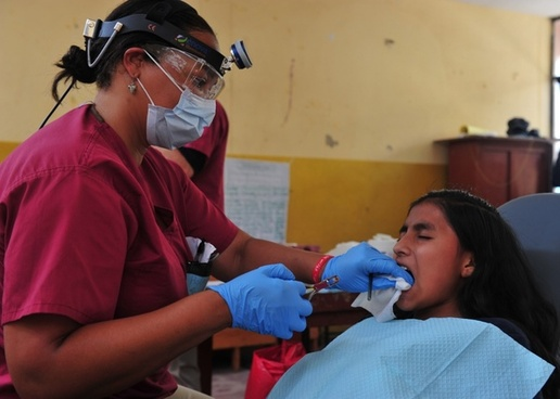 dentist tooth extraction dental