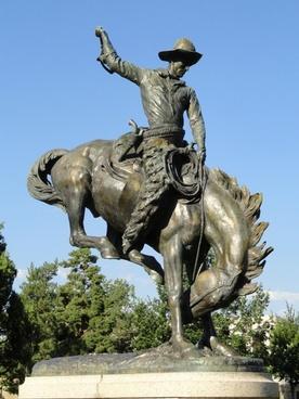 denver colorado statue