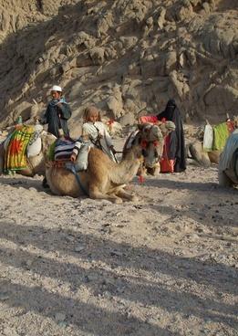 desert mountain baby