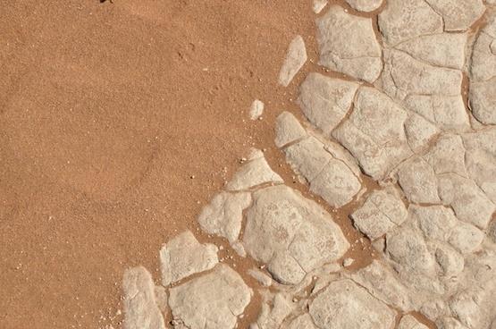 desert sand clay