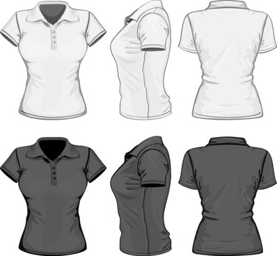 Vector shirt pocket template free vector download (14,541 Free ...