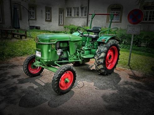 deutz d-25 tractor