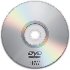 Device DVD PLUS RW