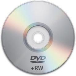 Device DVD PLUS RW