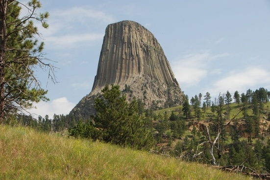 devil's tower national monument devil's tower wyoming